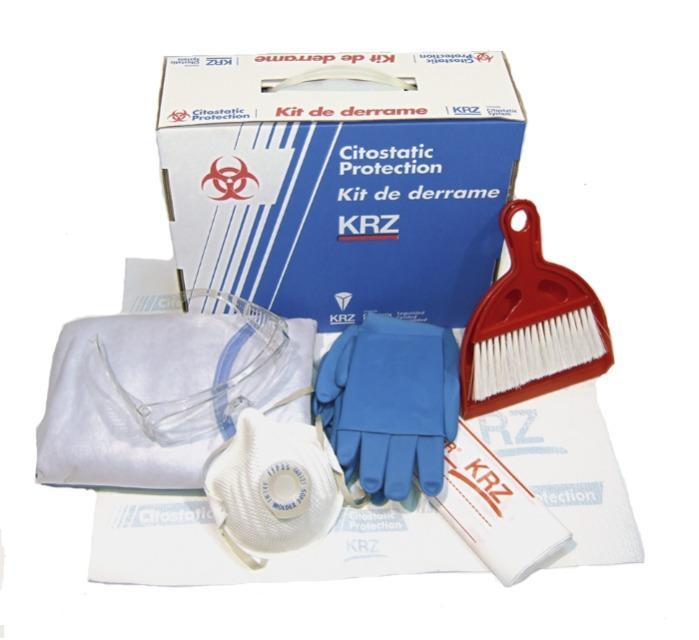 SPILL KIT - CYTOSTATIC BIOTOXIC HANDLING PRODUCTS