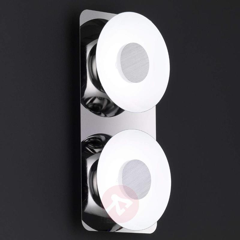 Exquisite Wanja LED ceiling light with 2 bulbs - Ceiling Lights