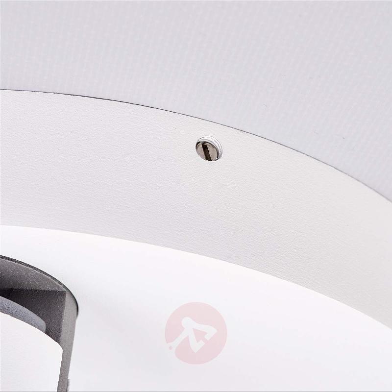 Sean 3-bulb round LED ceiling spotlight - Ceiling Lights