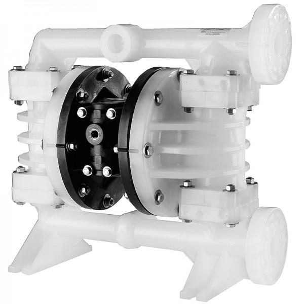 "Double diaphragm pump 1"" made of PP (PTFE version)... - Non-Metallic Version"