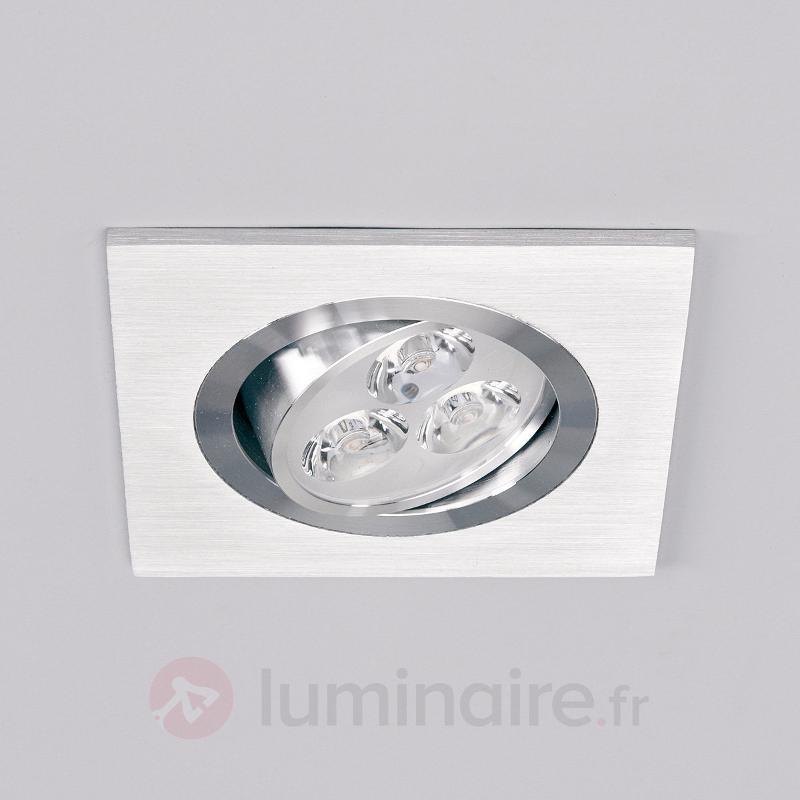 Spot encastré LED Bjani orientable - Spots encastrés LED
