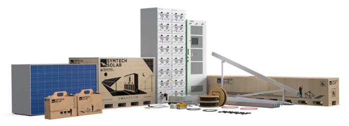 MEGATRON Solar Plus Storage - Commercial Solar and Battery Energy Storage Solutions
