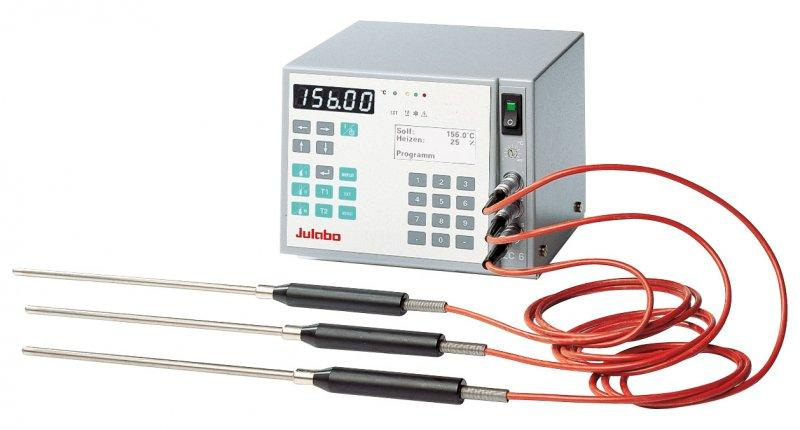 LC6 - Controladores de temperatura para laboratório - Controladores de temperatura para laboratório