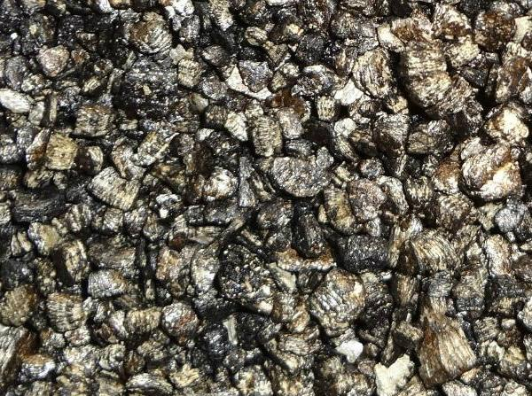 Vermiculite Bitume