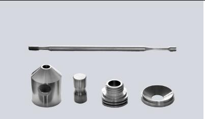 Molybdenum irregular parts