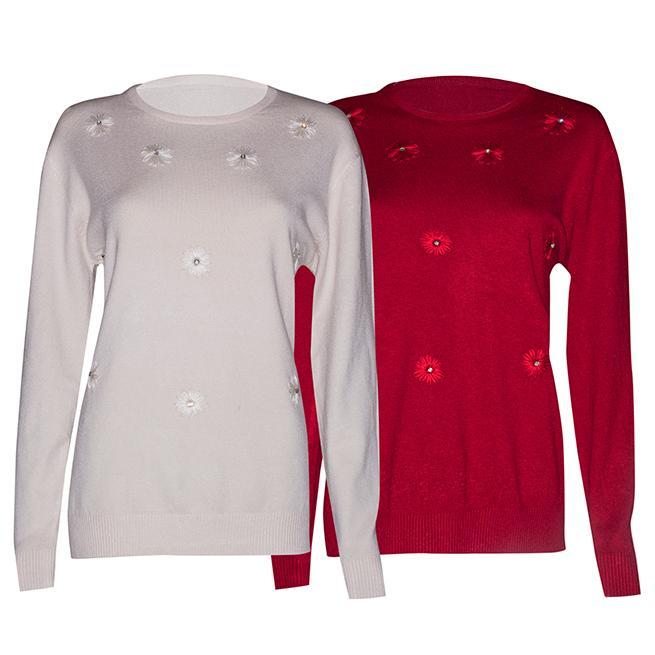 Sweater Mujer - Sweater Mujer