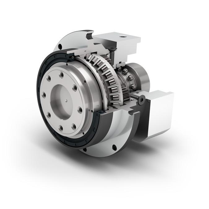 Planetary Gearbox PFHE - Economy Gearbox with Output Flange - Spur gear - IP65 - NEUGART