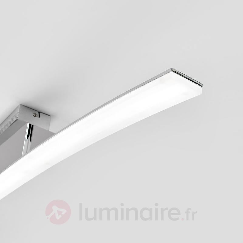 Plafonnier LED Lorian arqué - Plafonniers LED