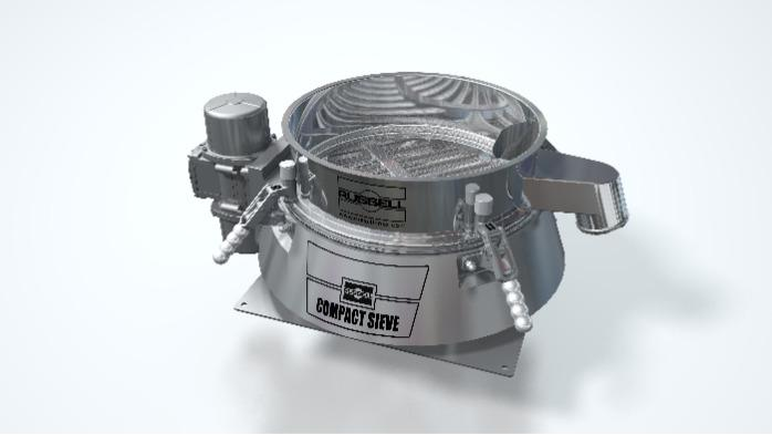 Russell Compact Sieve® - Vibratory Screeners & Vibrating Sieves