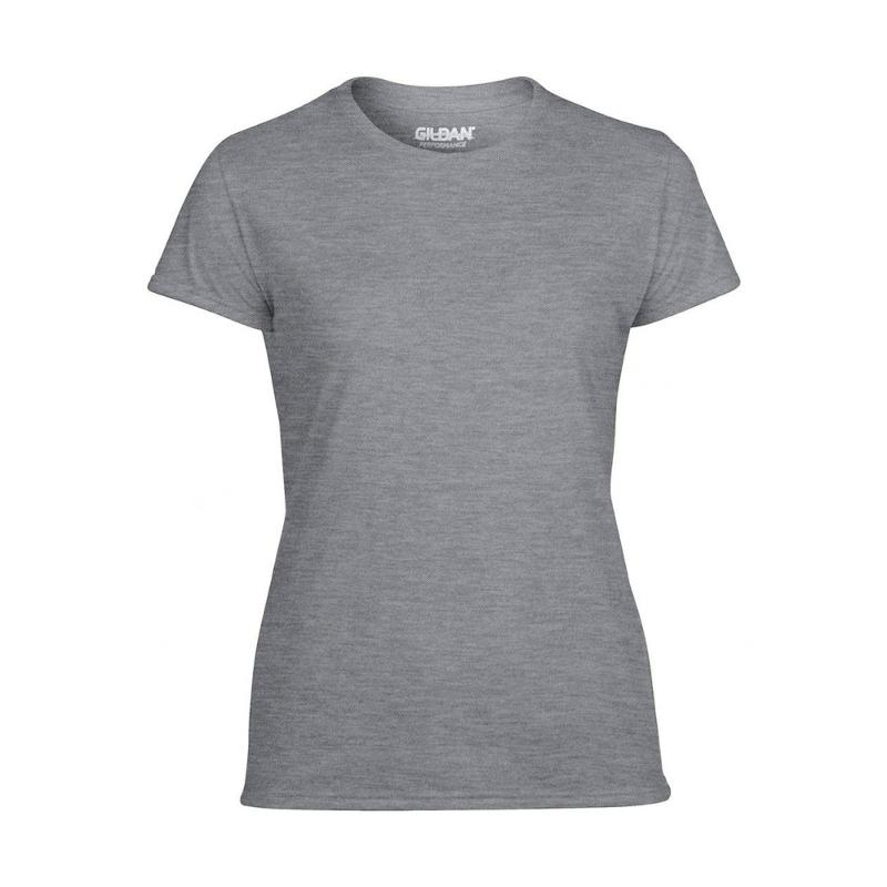 Tee-shirt femme Gildan Performance® - Hauts manches courtes
