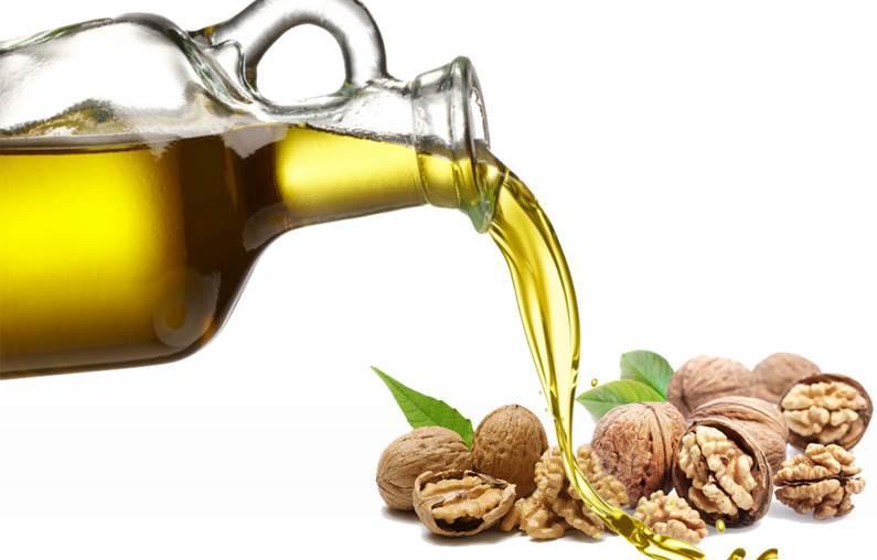 Organic Walnut Oil - cold pressed