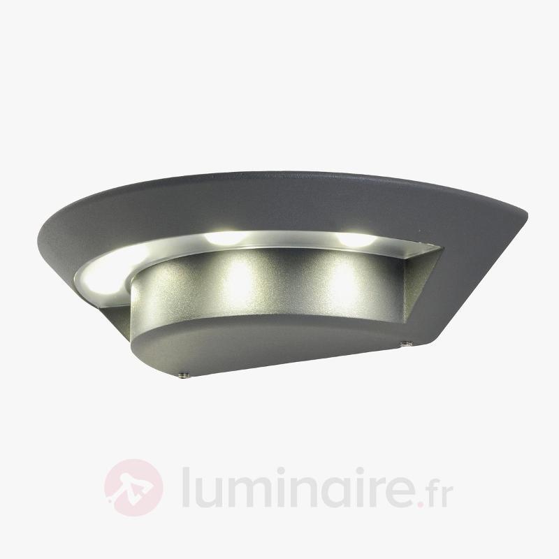 Applique d'extérieur LED Adina moderne 4 lampes - Appliques d'extérieur LED