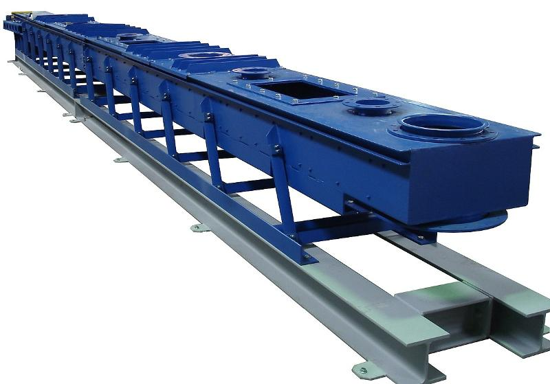 Reversible tubular feeder / trough conveyor  - Conveying technology