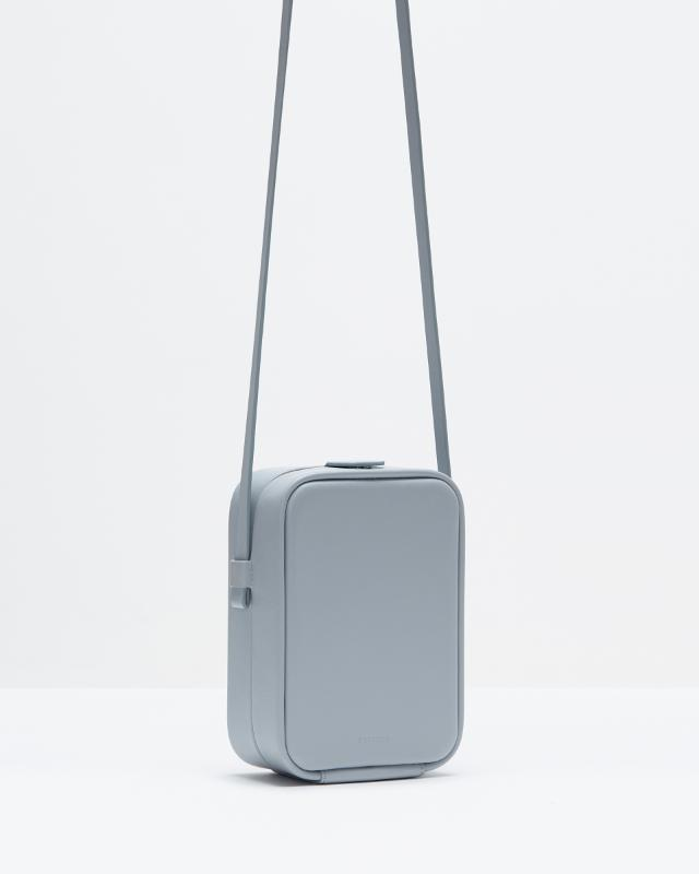 Cube-cell Bag Powder Blue - ARTICLES