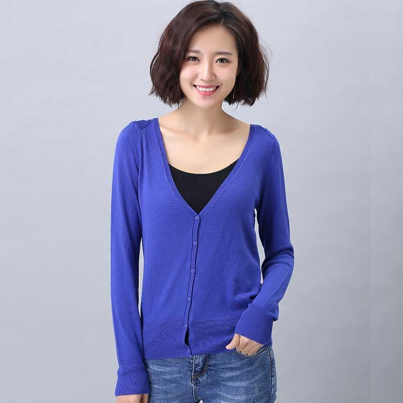 knitted causal sweater