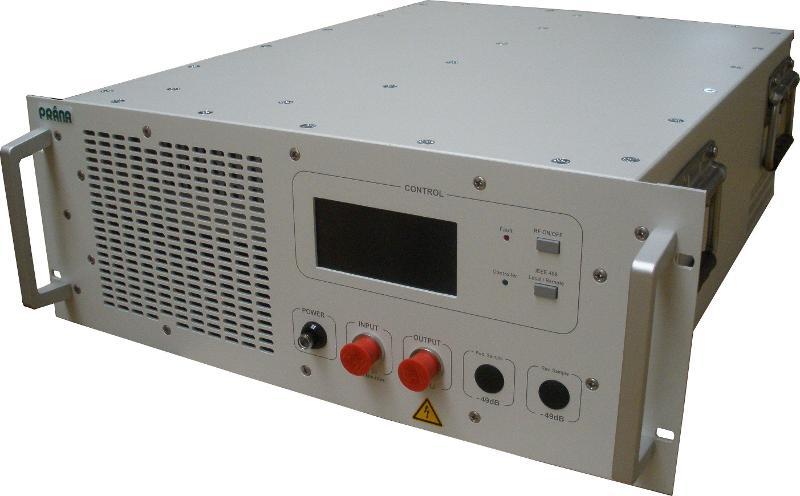 Amplificateur état solide - AMPLIFICATEUR DE PUISSANCE UX55