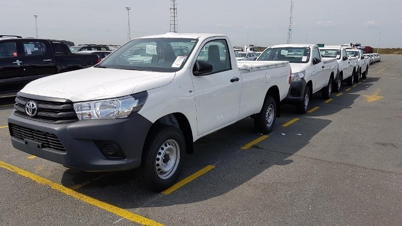 Toyota Hilux 3.0d S/c Standard - Cars
