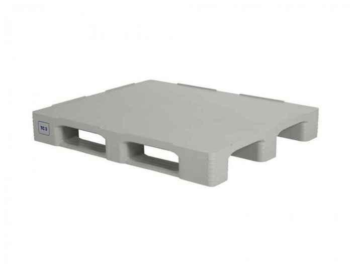 Kunststoff Industriepalette QPH1210HP3RR-CD* - null