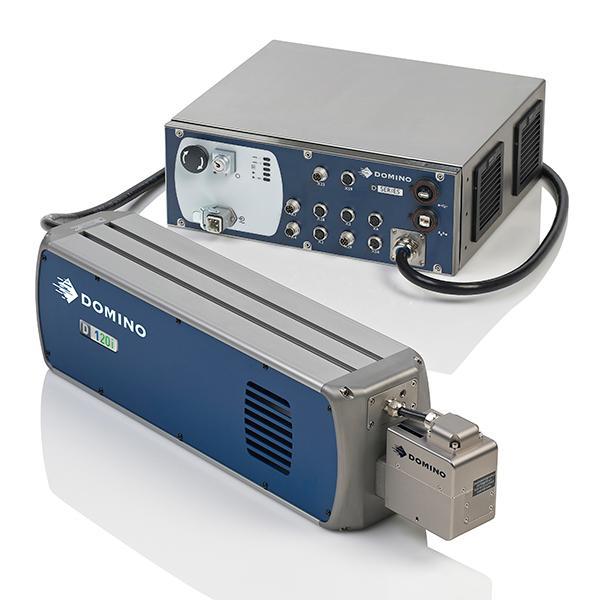 Marcatore Laser Domino D120i - null