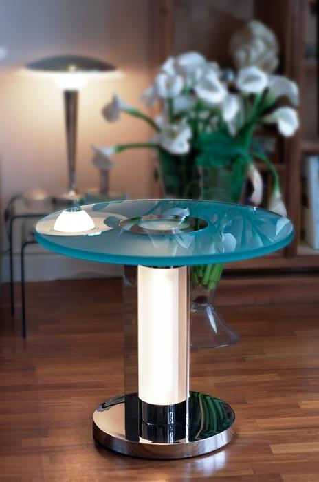 TABLE - Model Pedestal Table 1