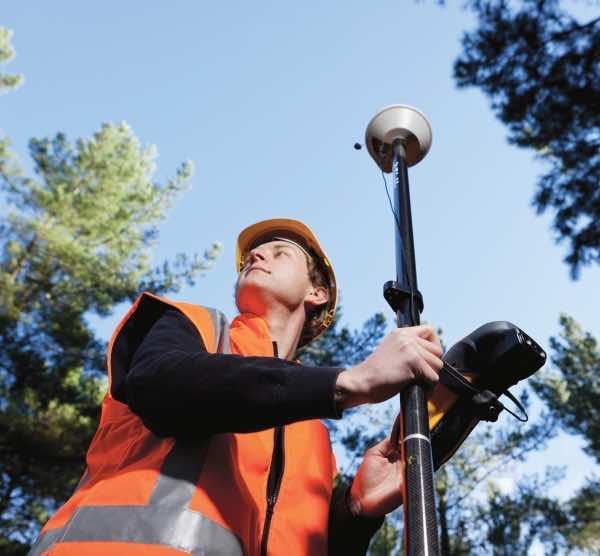 ArpentGis géoréférencement - Solutions GNSS de relevé de points et système SIG