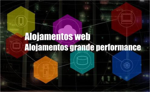 Alojamento de websites, Alojamentos web grande performance