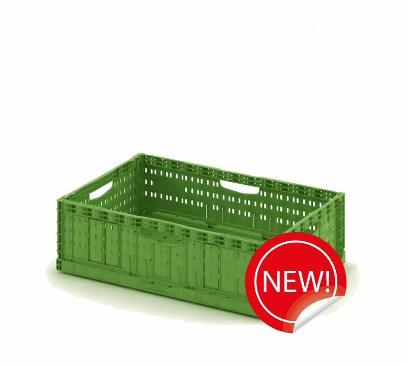 Foldable crate 600х400х180 - Art.: 12.425