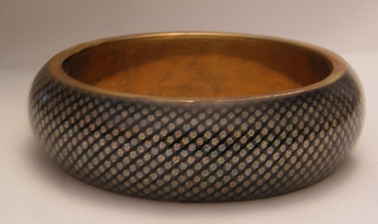 Acrylic & Brass Designer Bangle  - Wholesale Suppliers | Custom Development services | MOQ - 100 pcs