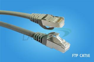 FTP 4Pairs Cat5e Patch Cord - FTP CAT5E