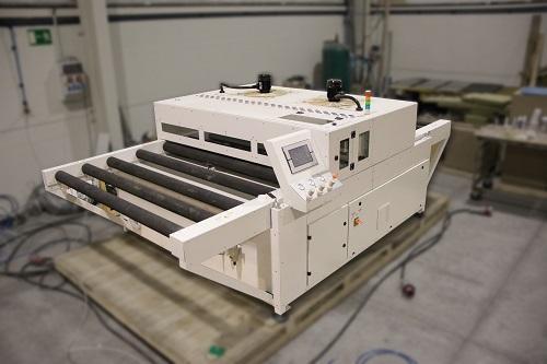 IS-Pro 180 - Máquina de aplicación para tratamiento anti cal de fácil limpieza