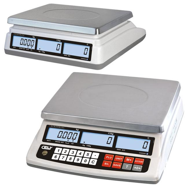 SPC Series - Counter scales without printer