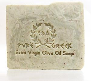 Natural Handmade Olive Oil Soap 120g Made in Greece - Cold process, from Extra Virgin Olive Oil