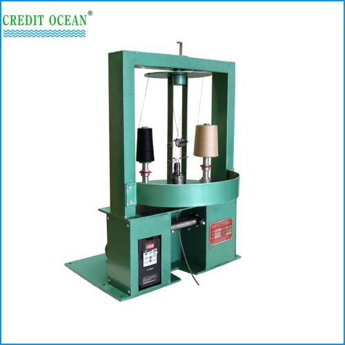 High speed two color cord knitting machine - Cord knitting machines