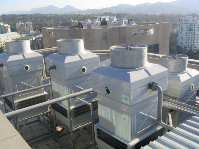 PMS Torre evaporativa a circuito aperto - per impianti piccoli e medi