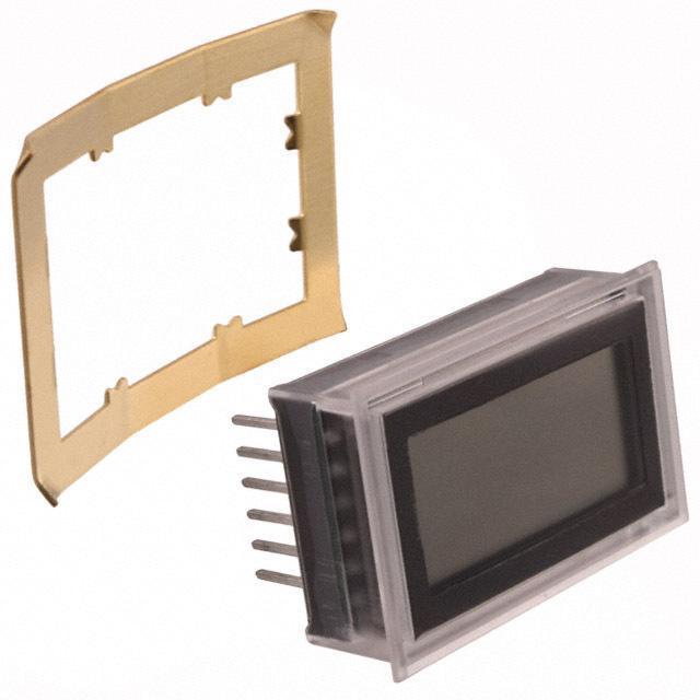 VOLTMETER 20VDC LCD PANEL MOUNT - Murata Power Solutions Inc. DMS-20LCD-2-5-C