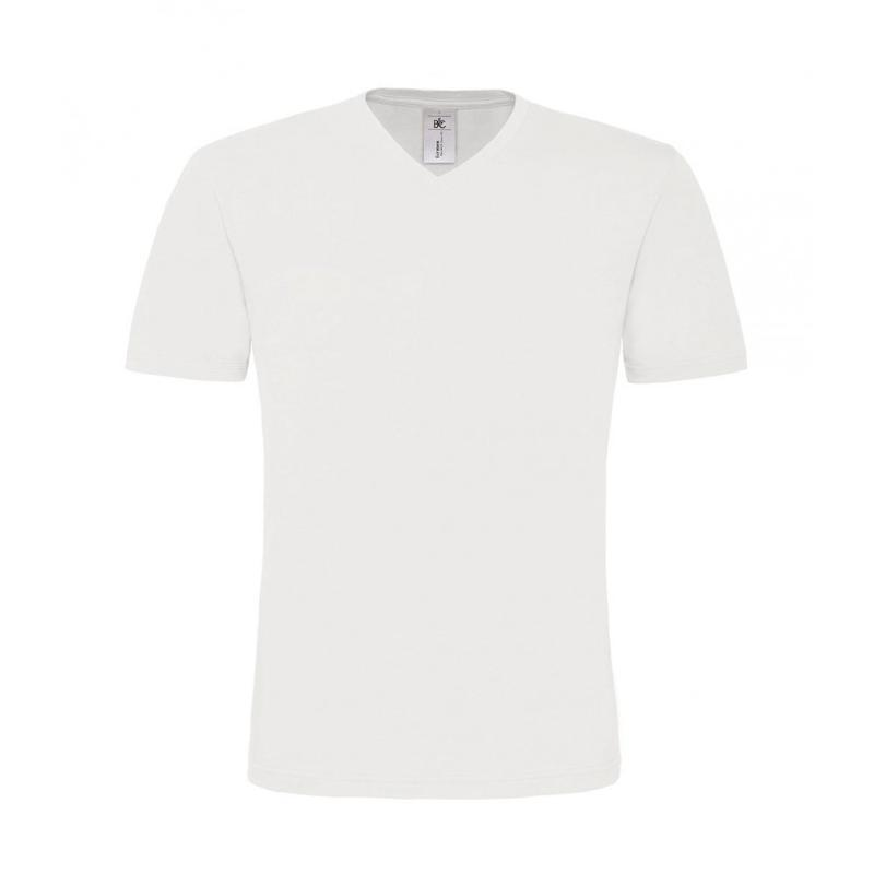 Tee-shirt Classic homme col V - Manches courtes