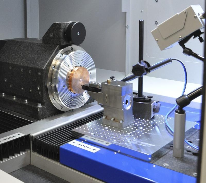 MTC 250 - Ultraprecision turning machine