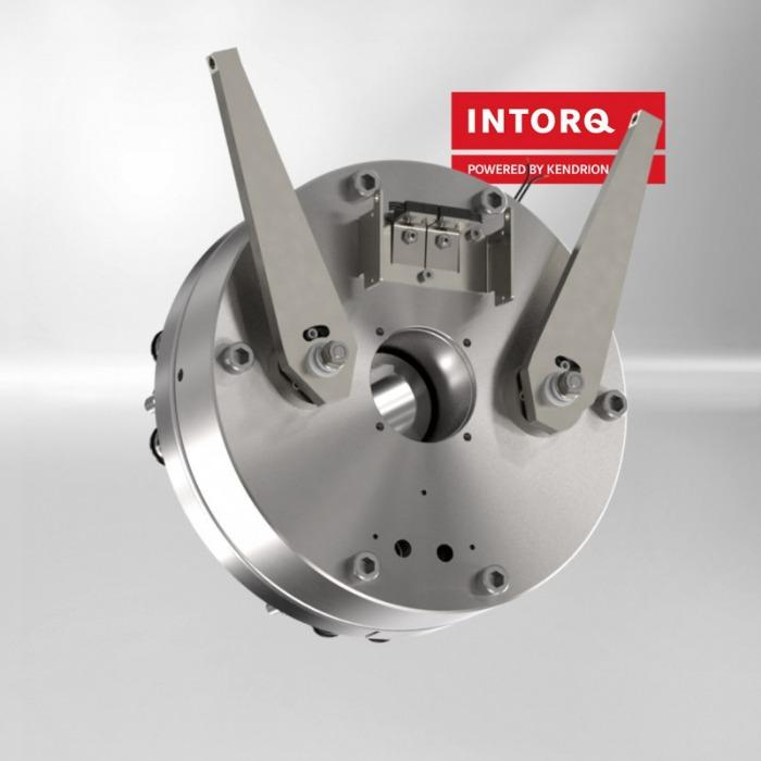 spring-applied-brakes - INTORQ BFK464 - Dual-circuit spring-applied brake for elevator technology