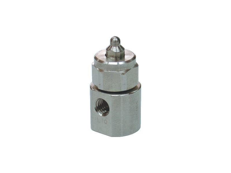 CBIMV series – Compact design, flat spray nozzle - Pneumatic Spray Nozzles – All Spray Pattern