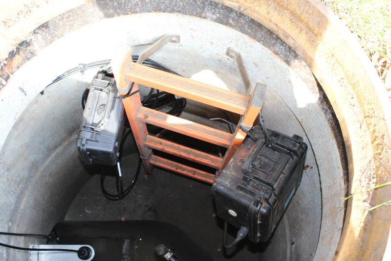 Portable Flow Logger - IFQ LOGGER