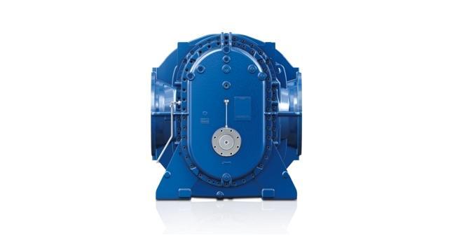 Surpresseurs à pistons rotatifs - Large Blower AERZEN Alpha Blower