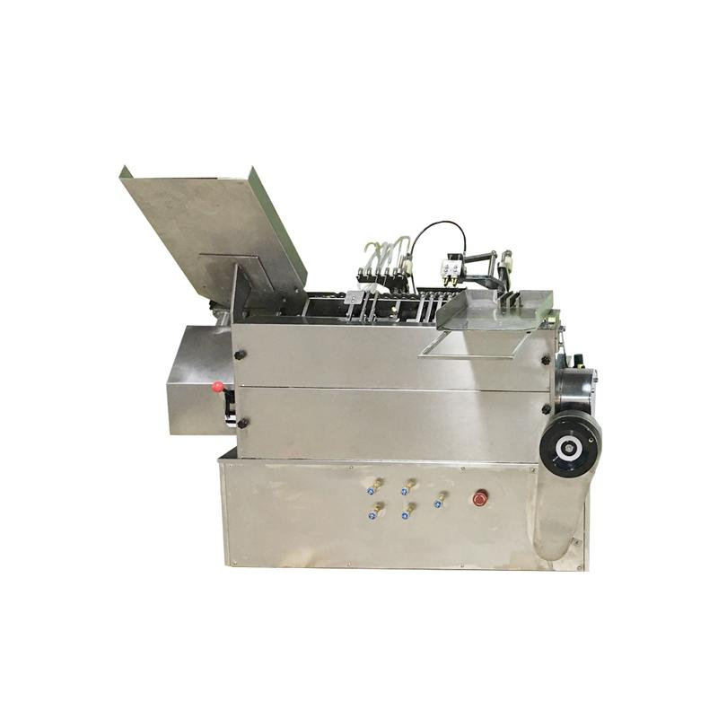 Cosmetic ampoule filling sealing machine - pharmaceutical machines,double injection nozzle filling sealing machine