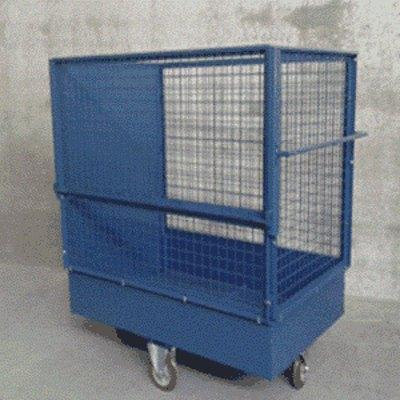WASTE CAGE -