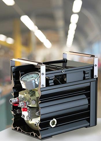 Electric Hydraulic Pump (NOVA) - Hydraulic Pumps