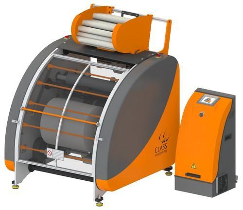 PSF-011M  - Rewinding machine for stretch film