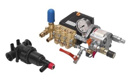 HIGH PRESSURE WATER PUMPS / CLEANERS