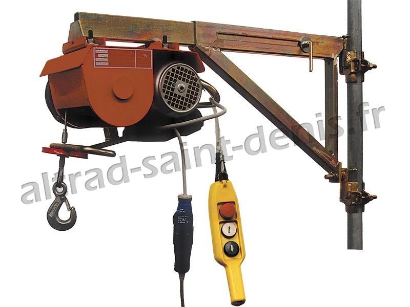 Treuil DM 150/APE - Treuils Pro