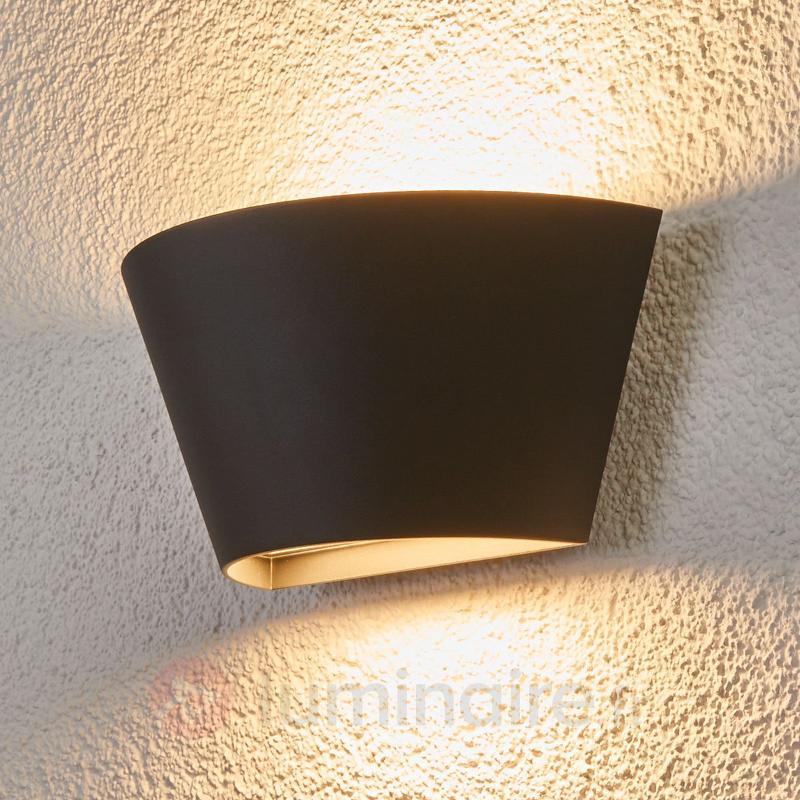 Pour l'extérieur - applique LED Viggo - Appliques d'extérieur LED