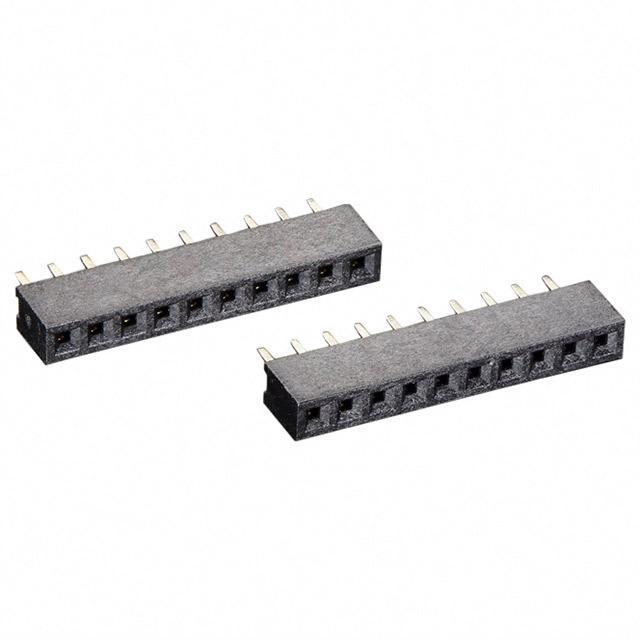 XBEE HEADER SOCKET 2MM 10PIN 2PK - Adafruit Industries LLC 366