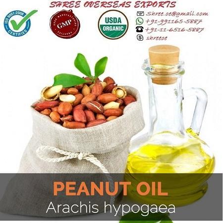 Organic Arachis Oil  - USDA Organic